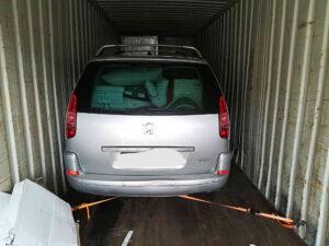 Traslado y transporte de Vehículos