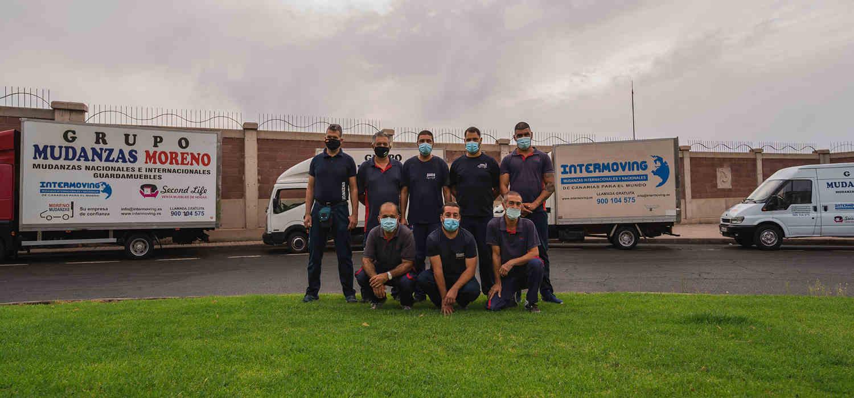 empresa de mudanzas en Las Palmas de Gran Canaria